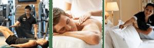 Gym, Massage Pillow