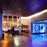 Hi Tech Hotel Lobby The Row NYC0 squ