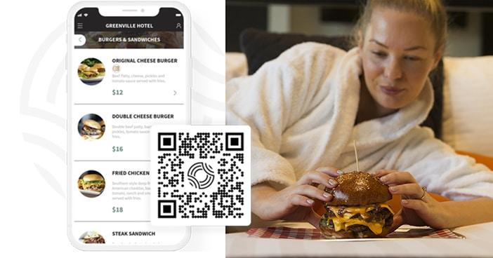 QR Code Ordering