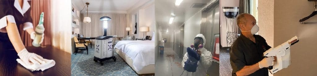 Hotel Cleaning Technologies