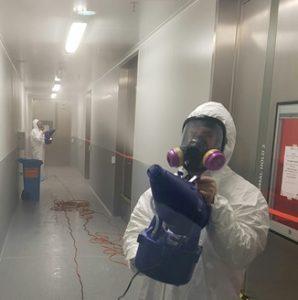 Fogging in PPE