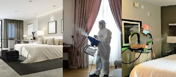 Hotel Cleaning & Disinfecting Technologies