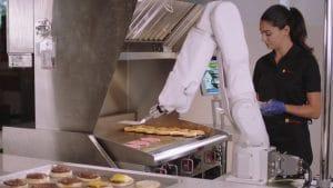 Flippy The burger-flipping robot
