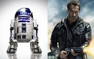 R2D2 Vs Terminator